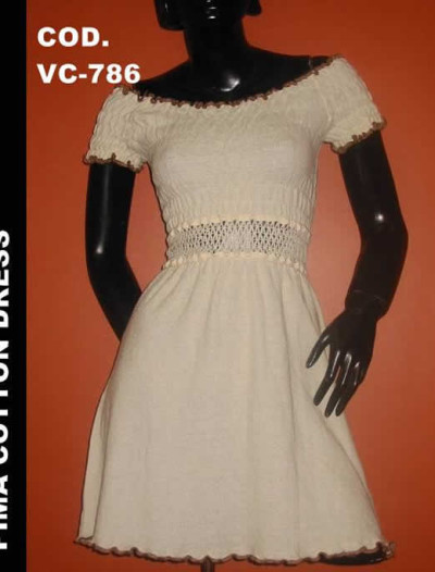 pima-cotton-dress-VC-786