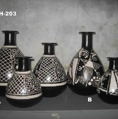 HOME-DECOR- CERAMIC-VASE-DH-203
