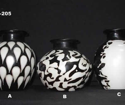 HOME-DECOR- CERAMIC-VASE-DH-205