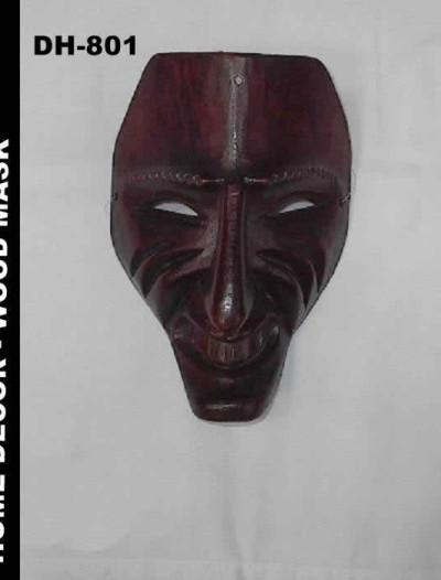 HOME-DECOR-WOOD-MASK-DH-801
