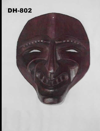 HOME-DECOR-WOOD-MASK-DH-802